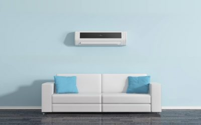 How Ductless Mini-Split Units with Heat Pumps Work